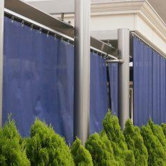屋外用カーテン Outside Curtains